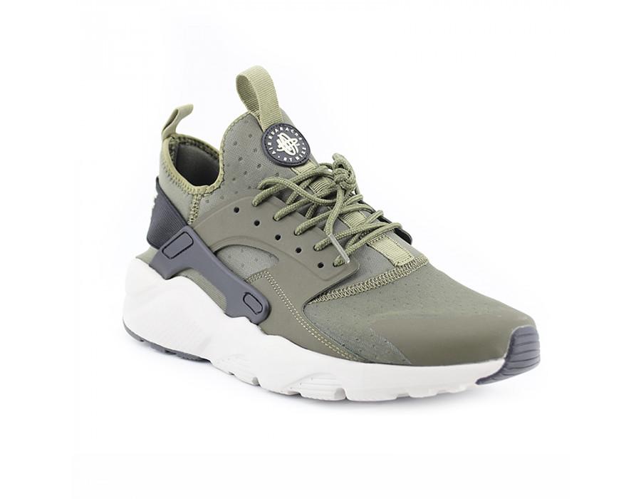 Женские кроссовки Nike Air Huarache хаки