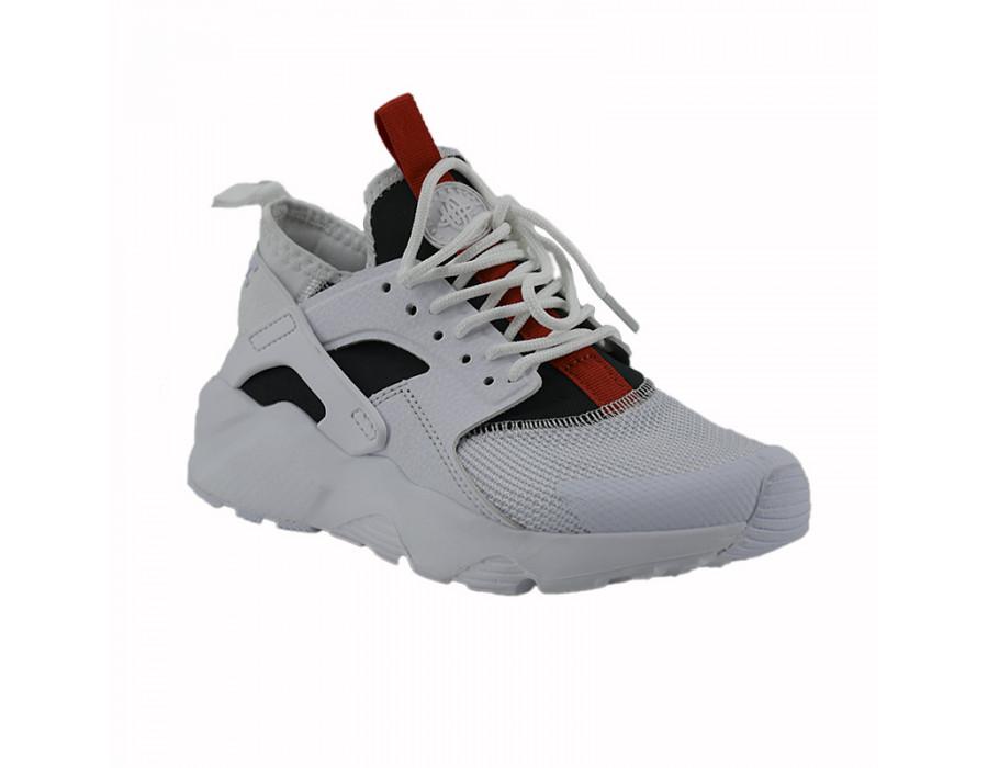 Мужские кроссовки Nike Air Huarache Gucci белые