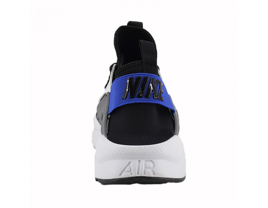 Женские кеды Nike Air Huarache серые