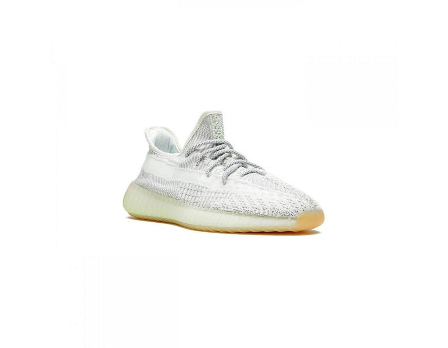 Женские кроссовки Adidas Yeezy Boost 350 V2 Yeshaya (Non-Reflective) белые