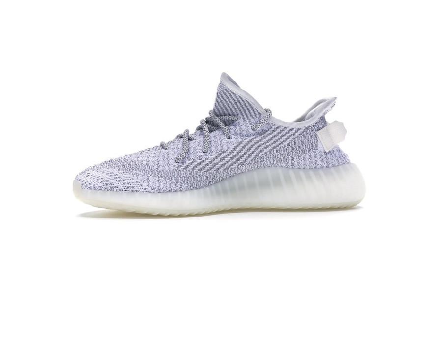 Мужские кроссовки Adidas Yeezy Boost 350 V2 Static Reflective серые