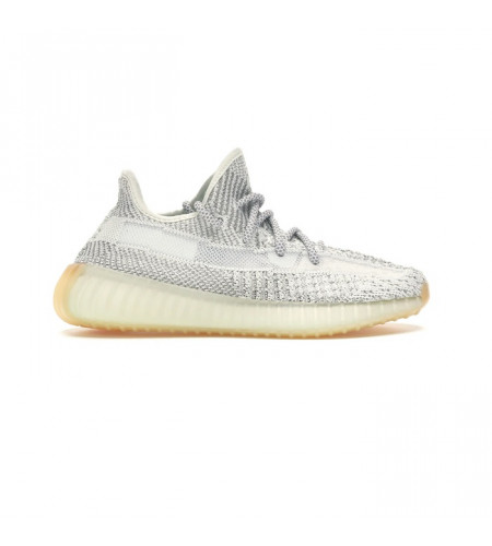 Женские кроссовки Adidas Yeezy Boost 350 V2 Yeshaya Reflective белые