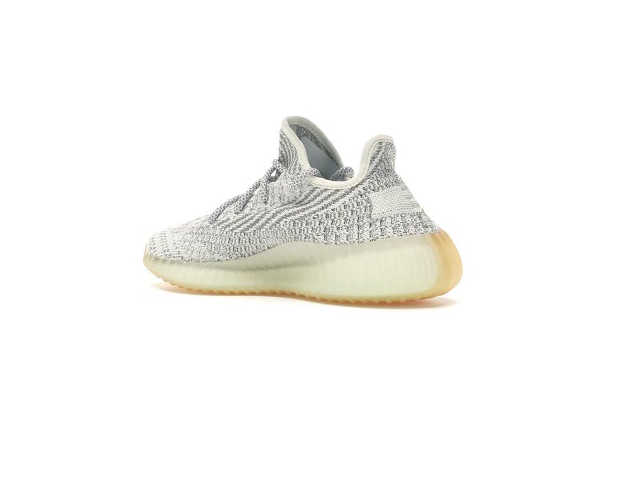 Мужские кроссовки Adidas Yeezy Boost 350 V2 Yeshaya Reflective белые