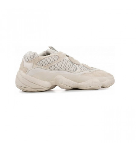 Женские кроссовки Adidas Yeezy Boost 500 Rat Desert бежевые