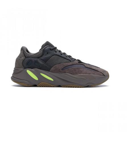 Женские кроссовки Adidas Yeezy Boost 700 Mauve коричневые