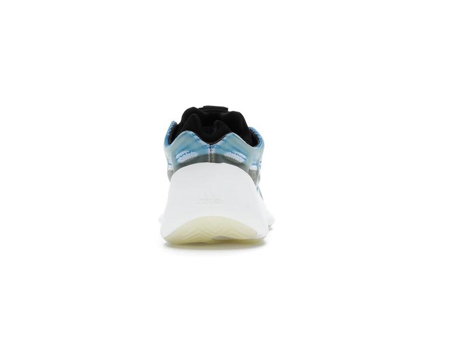 Мужские кроссовки Adidas Yeezy Boost 700 V3 Arzareth голубые