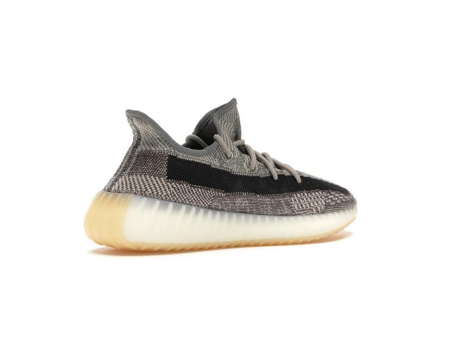 Мужские кроссовки Adidas Yeezy Boost 350 V2 Zyon серые