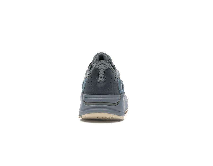 Женские кроссовки Adidas Yeezy Boost 700 Teal blue голубые