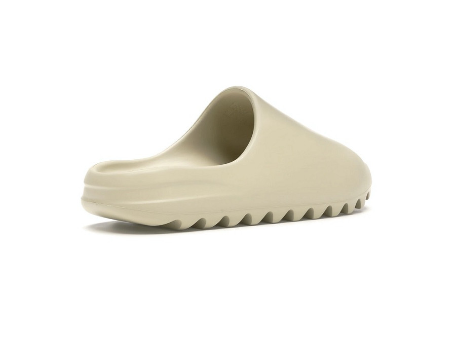 Женские слайдеры Yeezy Slide Bone бежевые