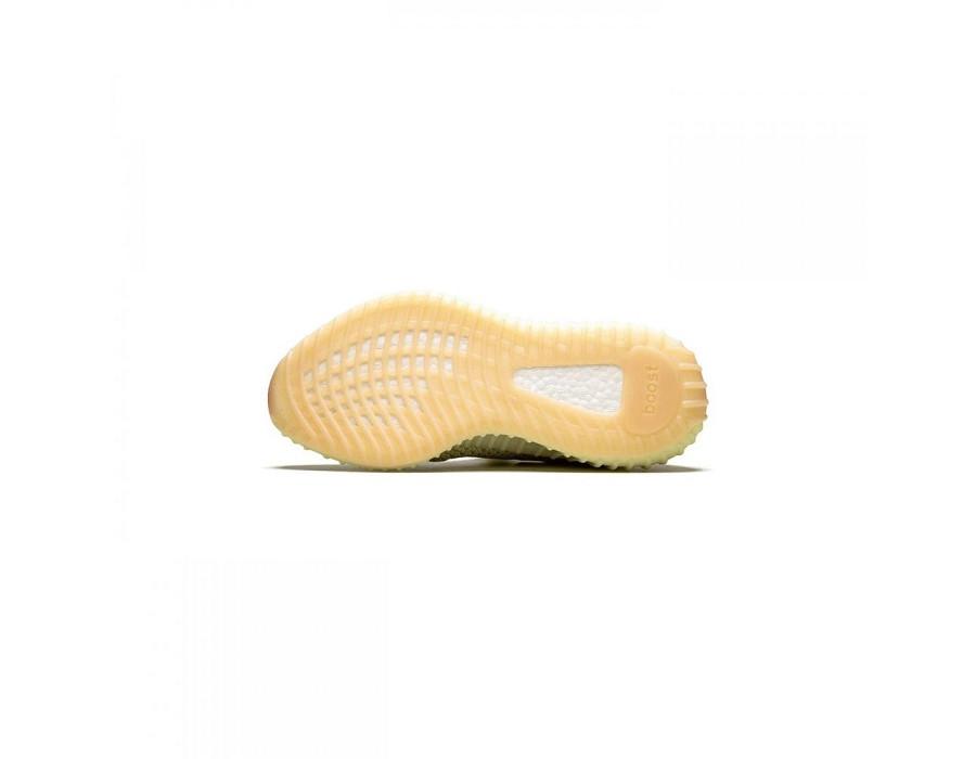 Мужские кеды Adidas Yeezy Boost 350 V2 Antilia (Reflective) желтые
