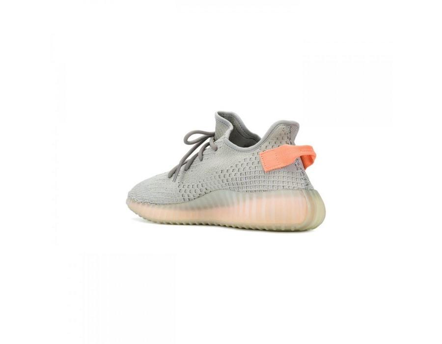 Мужские кроссовки Adidas Yeezy Boost 350 V2 True Form серые