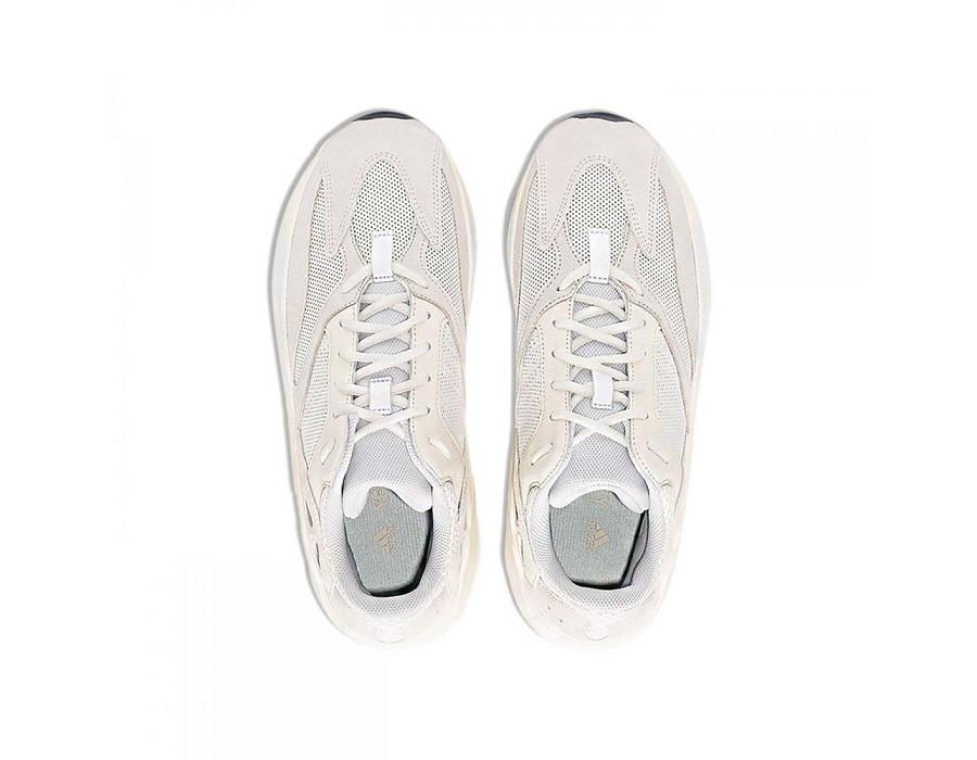 Мужские кроссовки Adidas Yeezy Boost 700 Analog белые