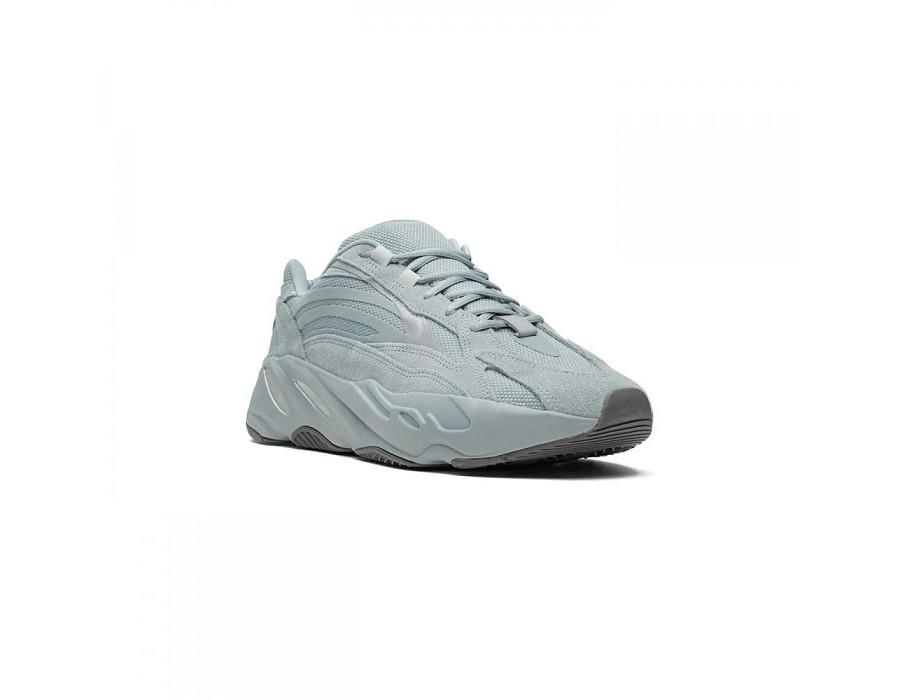 Мужские кроссовки Adidas Yeezy Boost 700 Hospital blue голубые