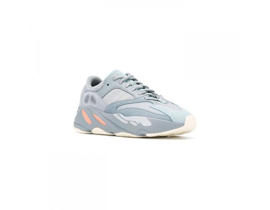 Женские кеды Adidas Yeezy Boost 700 Inertia серые