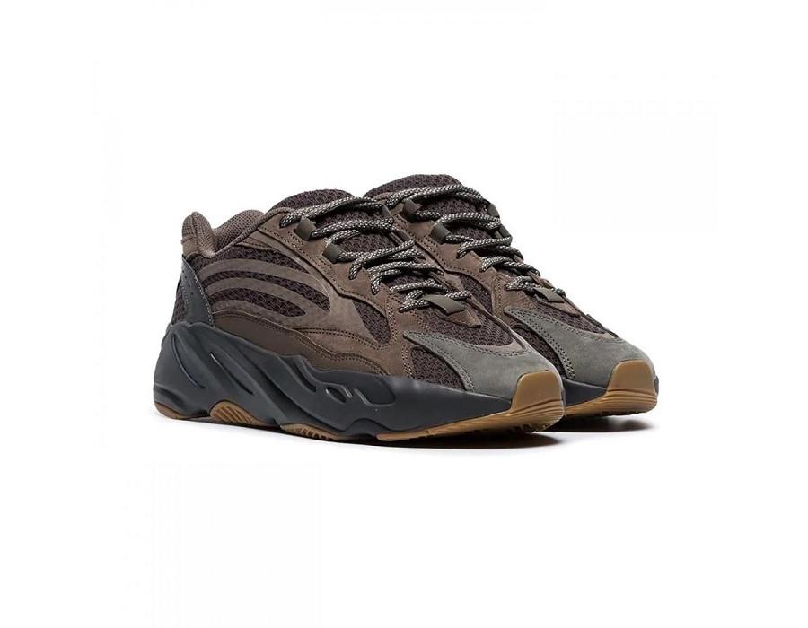 Мужские кроссовки Adidas Yeezy Boost 700 Geode коричневые