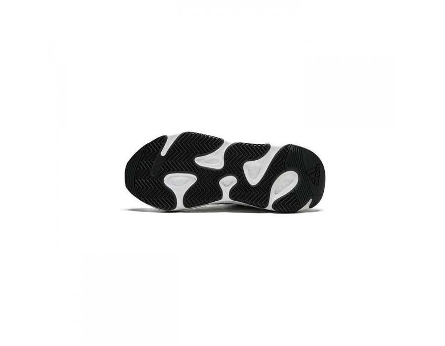 Женские кеды Adidas Yeezy Boost 700 V2 Static серые