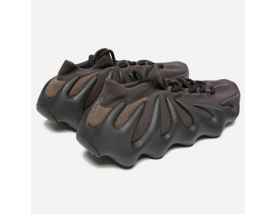 Мужские кроссовки Yeezy Boost 450 Dark Slate коричневые