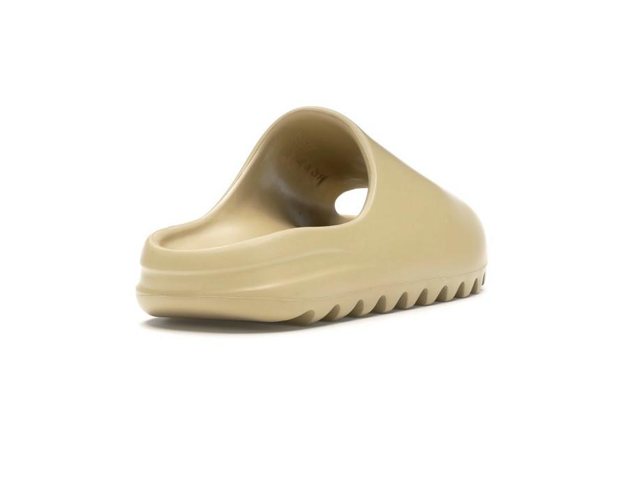 Женские слайдеры Yeezy Slide Desert Sand бежевые