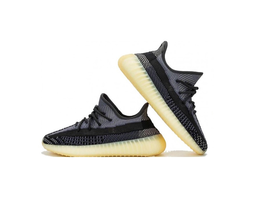 Женские кроссовки Adidas Yeezy Boost 350 V2 Asriel серые