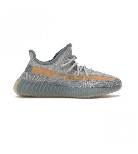 Мужские кроссовки Adidas Yeezy Boost 350 V2 Israfil серые