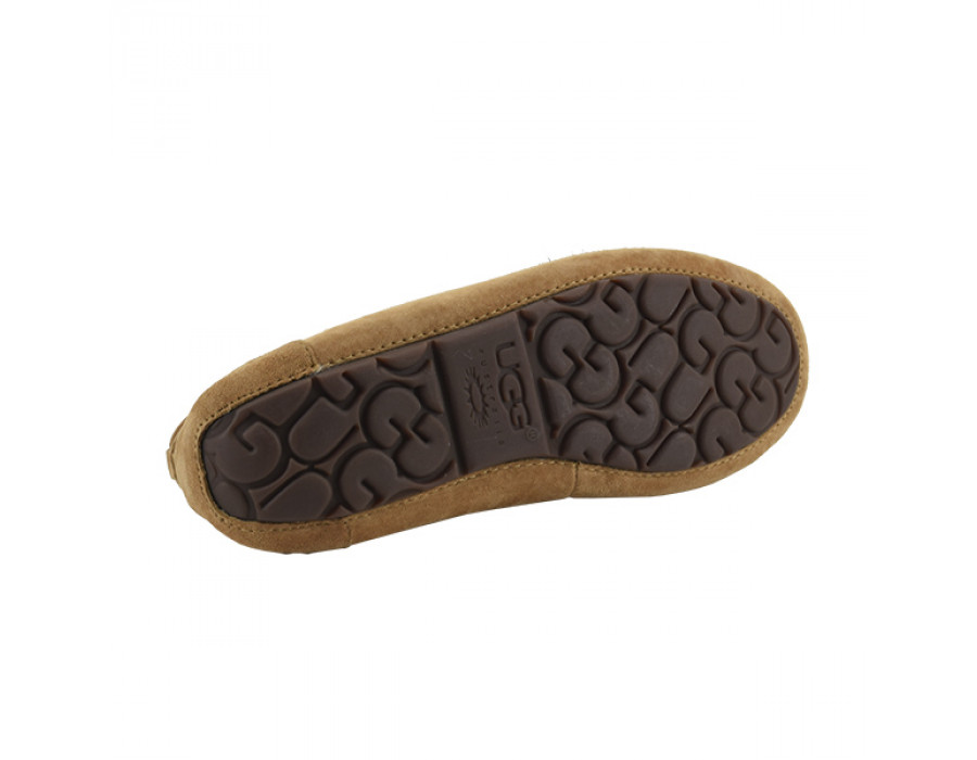 Dacota Pom-Pom Chestnut
