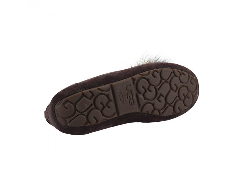 Dacota Pom-Pom Chocolate