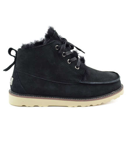 Men Boots Beckham Black
