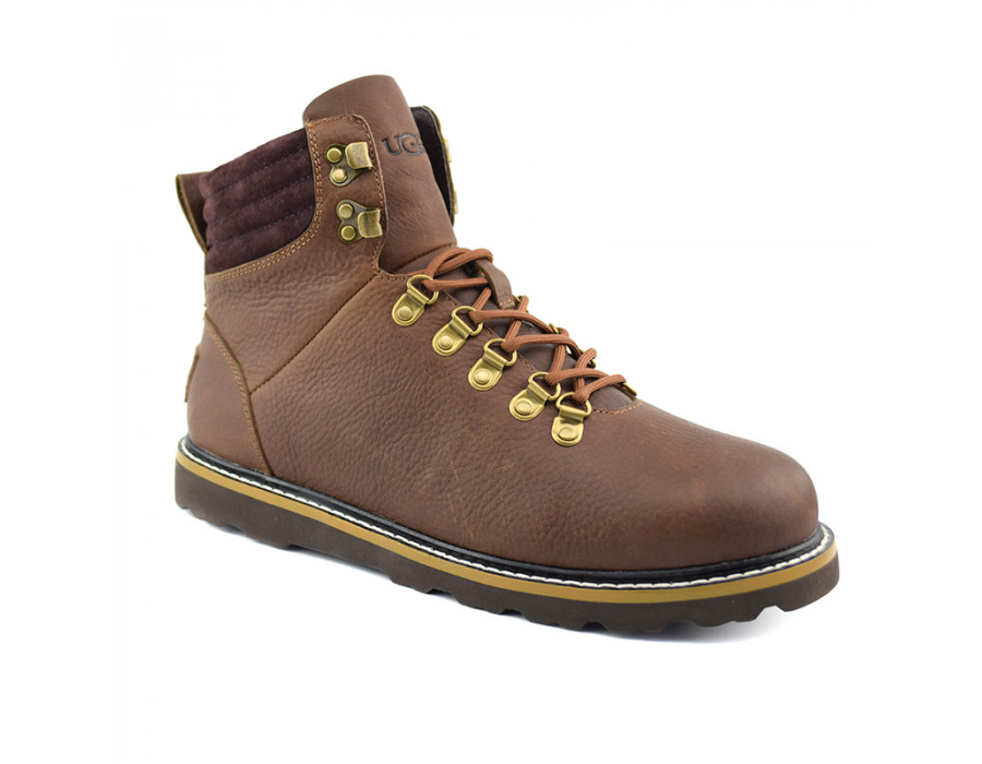 Men Boots Capulin Chocolate