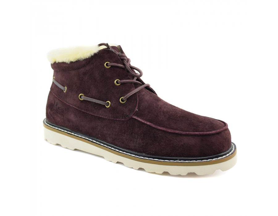 Men Ailen Boots Chocolate