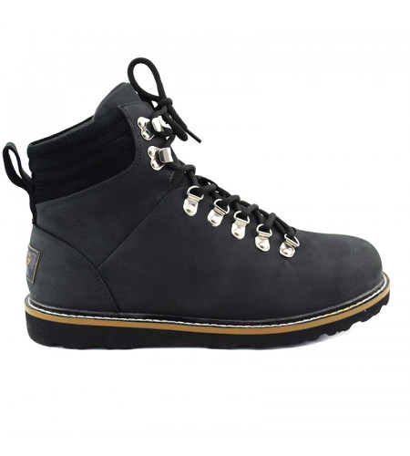 Men Boots Capulin Black