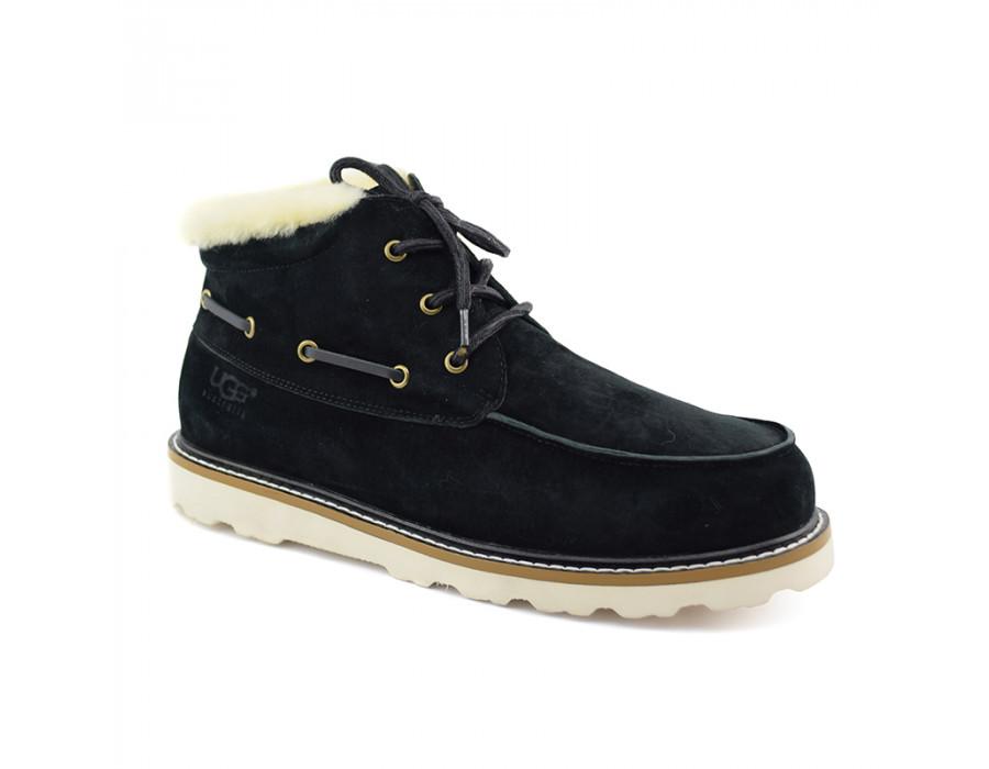 Men Ailen Boots Black