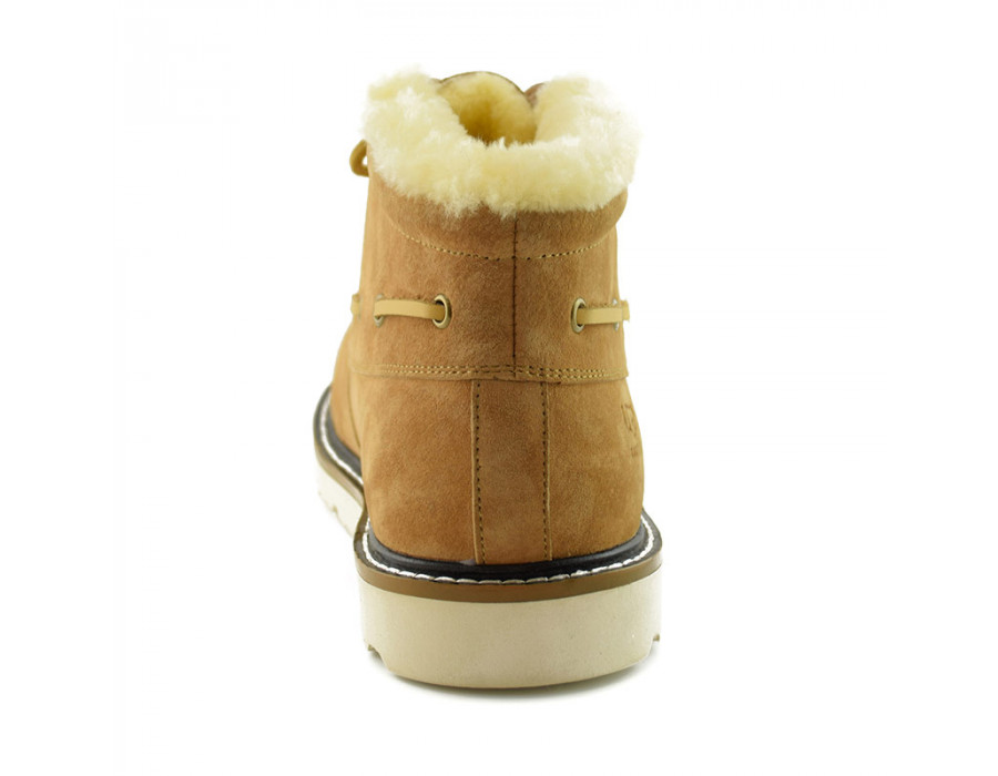 Men Ailen Boots Chestnut