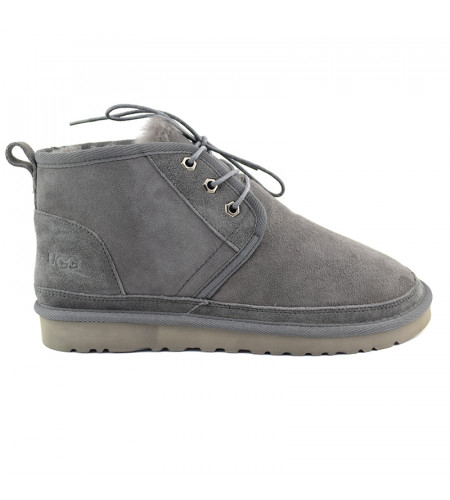 Men Boots Neumel Grey