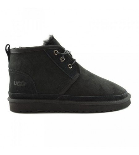 Men Boots Neumel Black