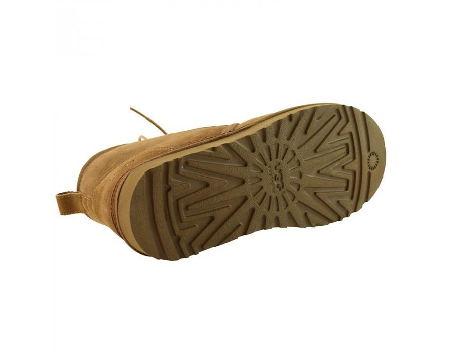 Men Boots Neumel Chestnut