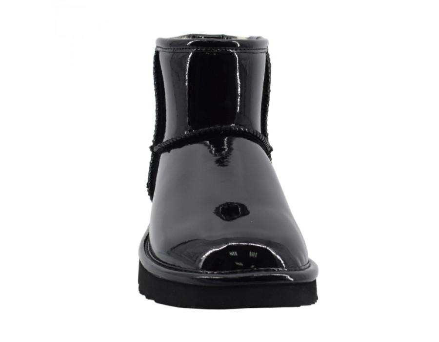 Mini Patent II - Black