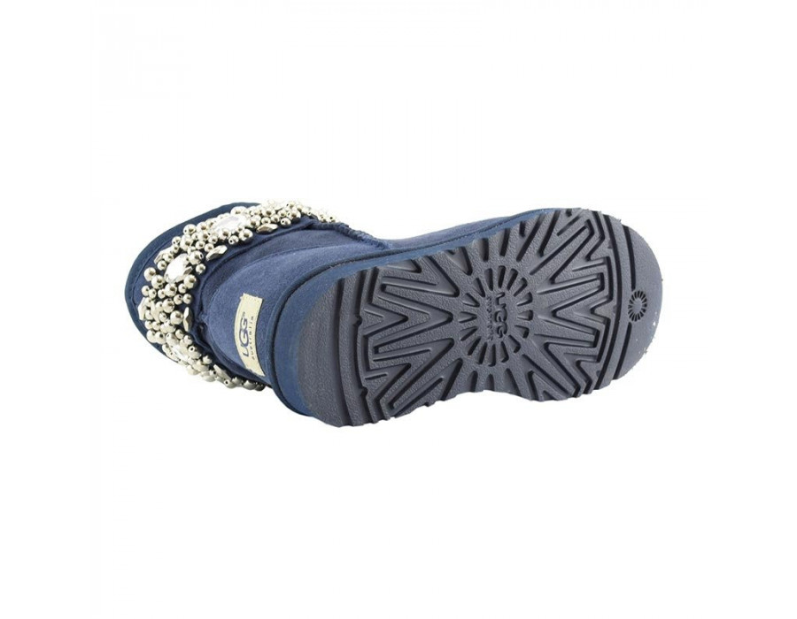 Mini Jewelled Navy