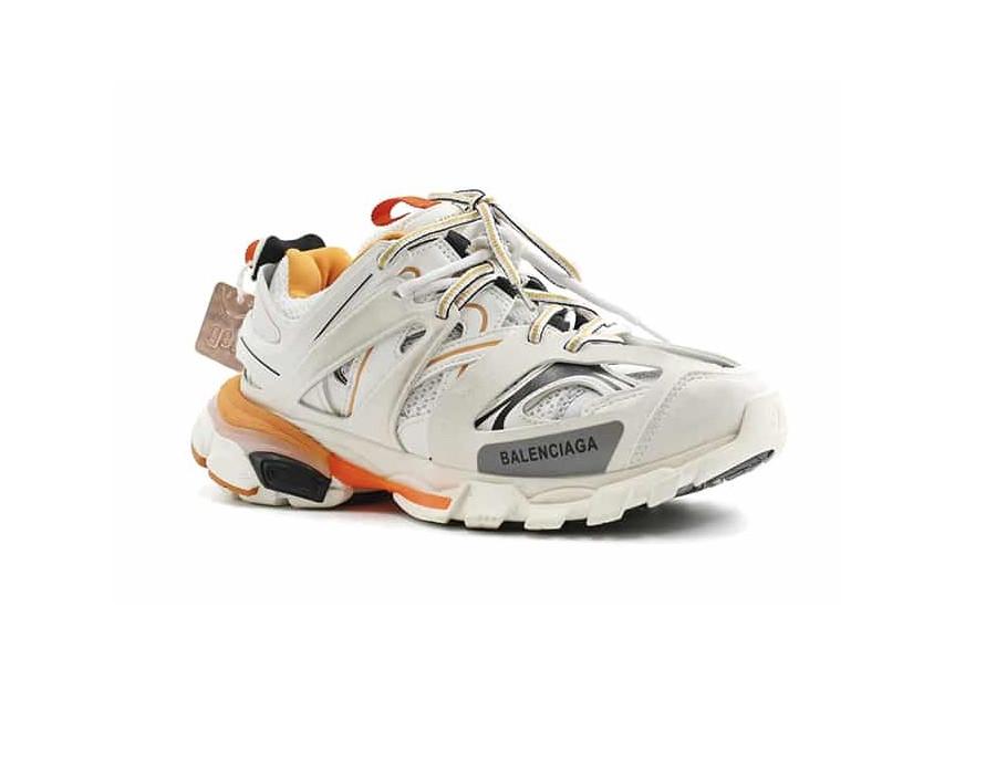 Женские кроссовки Balenciaga Track Trainer Разноцветные