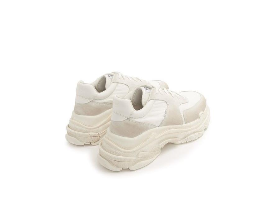 Женские кроссовки Balenciaga Triple S 2.0 Белые