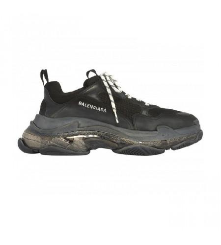 Женские кроссовки Balenciaga Triple S 2.0 Черные