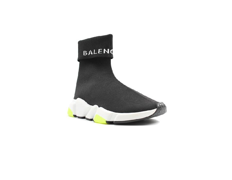 Мужские кросовки Balensiaga Speed Trainer Черные