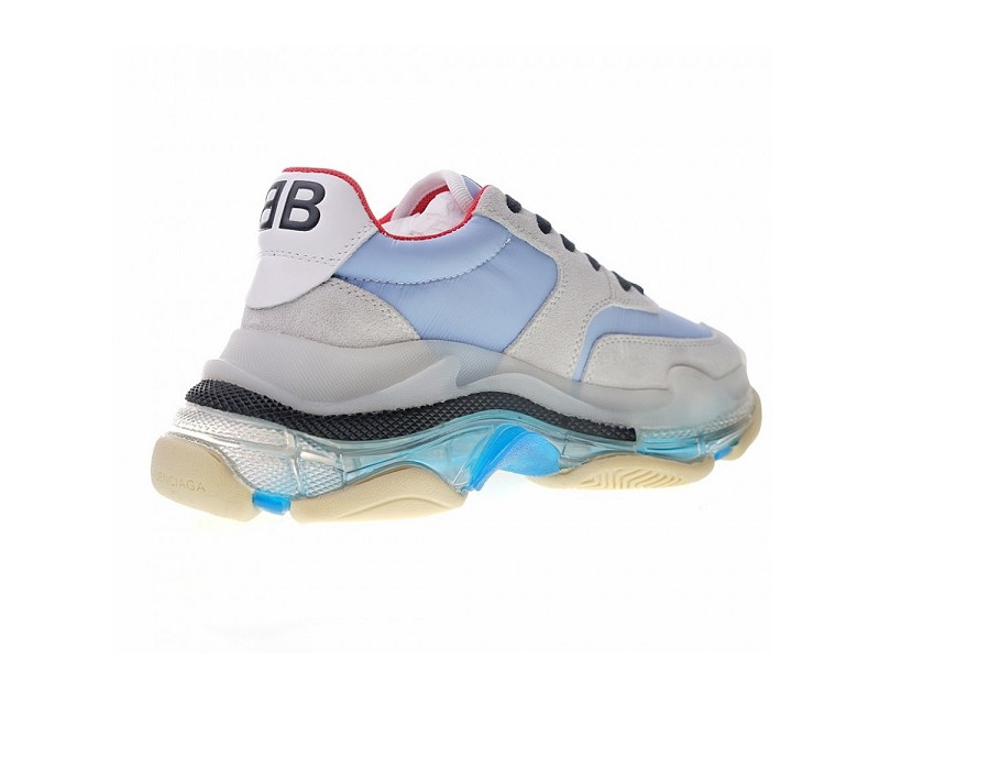 Женские кросовки Balensiaga Triple S 2.0 L11000  Цветные