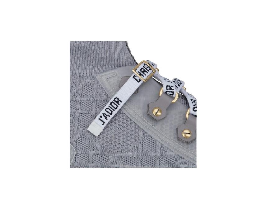 Женские сникеры Dior Walk'N'Dior Gray серые