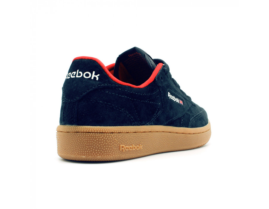 Кроссовки Reebok Club C85 Navy за 5290 руб.