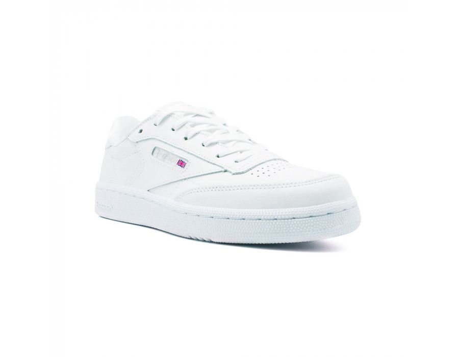 Кроссовки Reebok Club C85 Leather White за 5290 руб.
