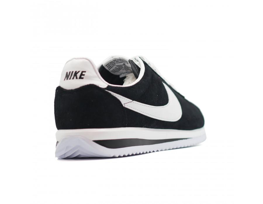 Мужские кеды  Nike Cortez Ultra BR черные
