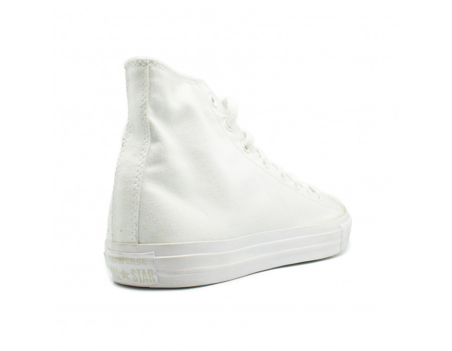Мужские кеды Converse All Star ll Chuck Taylor High White белые