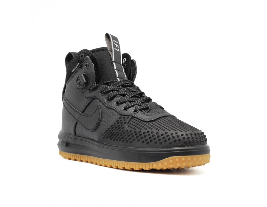 Мужские кроссовки Nike Lunar Force 1 DUCKBOOT Black Speck