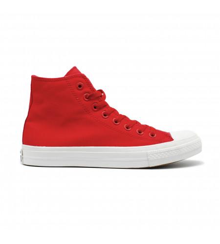 Мужские кеды Converse All Star ll Chuck Taylor High Red красные