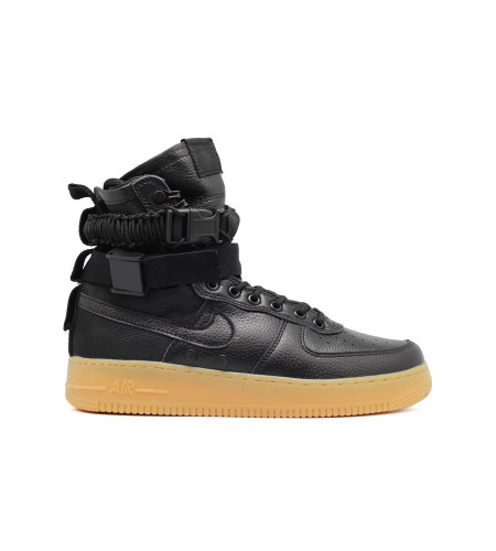 Мужские кроссовки Nike SF AF1 Special Field Air Force 1 Women Black